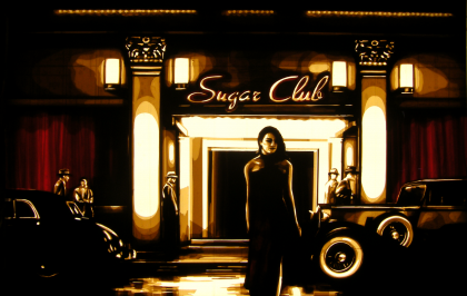 Sugar Club - Red - MR