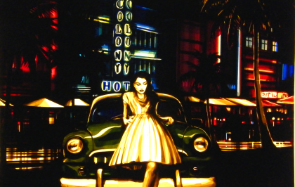 Ocean Drive by Max Zorn