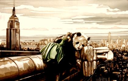 The Great Escape by Max Zorn