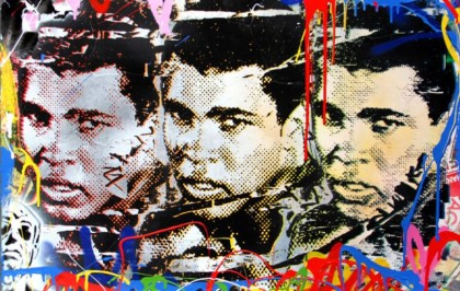 Legend Forever by Mr. Brainwash